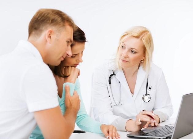 Он, она и врач