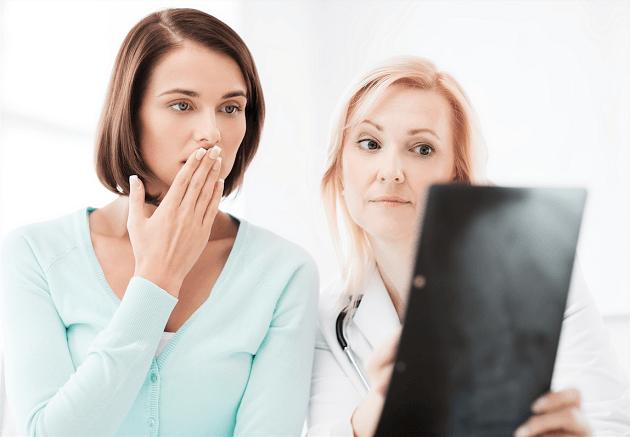 Планирование беременности и рентген