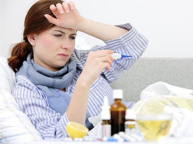 Как меняется базальная температура при простуде и воспалительных заболеваниях, при ГВ, приеме алкоголя и контрацептивов