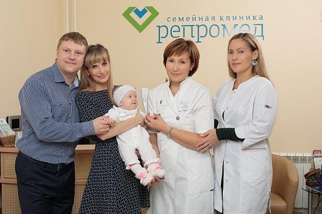 Пациенты клиники Репромед