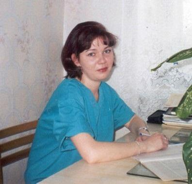 Анна Владимировна Созинова