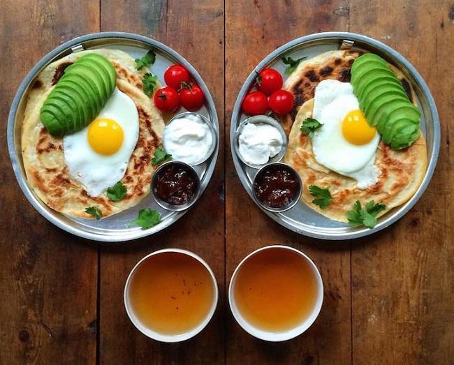 правильное питание пары