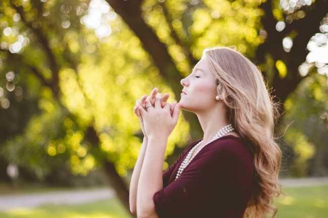 Молитва матери о беременной дочери
