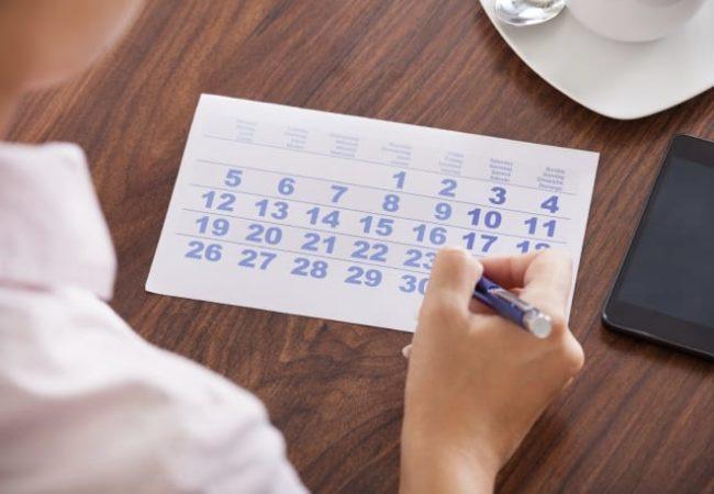 определение овуляции и фертильных дней