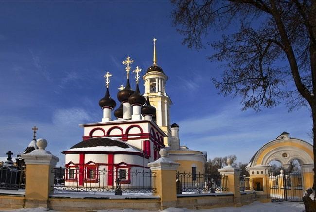 Анна Зачатьевский монастырь