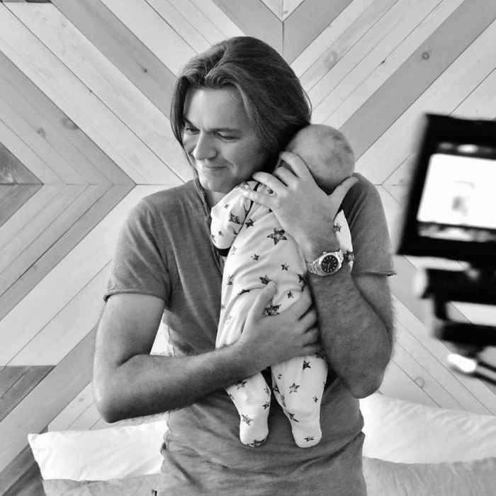 Маликов и его сын