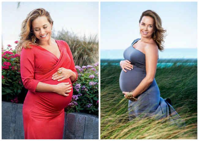 беременная Жанна Фриске