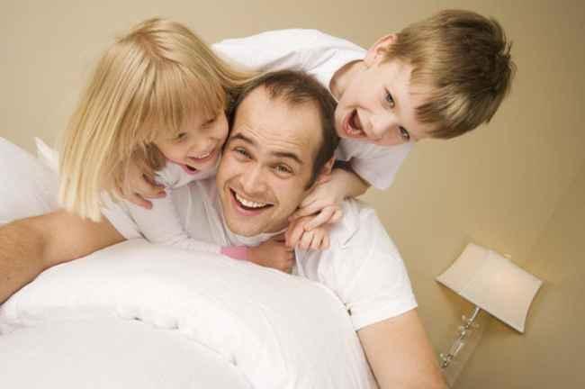 мужская фертильность и дети