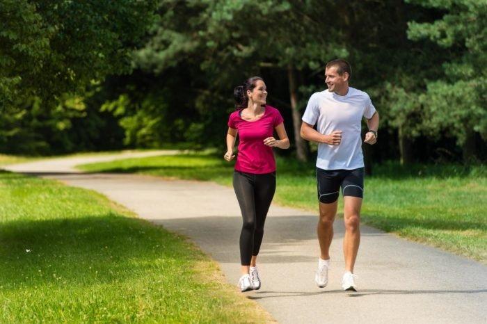 ежедневная физическая активность мужчины
