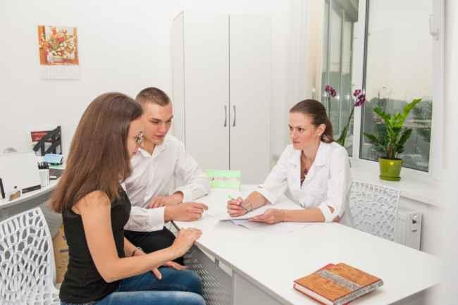 консультация репродуктолога