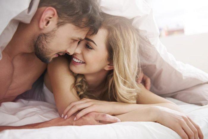регулярные половые контакты