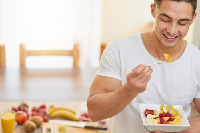 прием еды и витамины