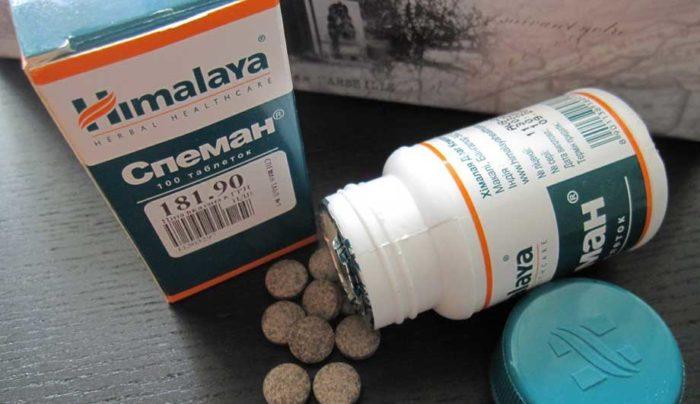 лечебный препарат Спеман
